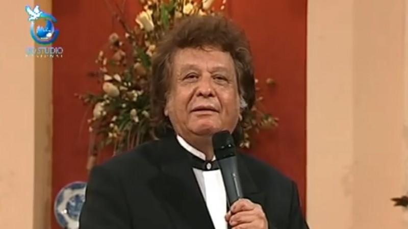 Pendeta John Hartman saat tampil di TV