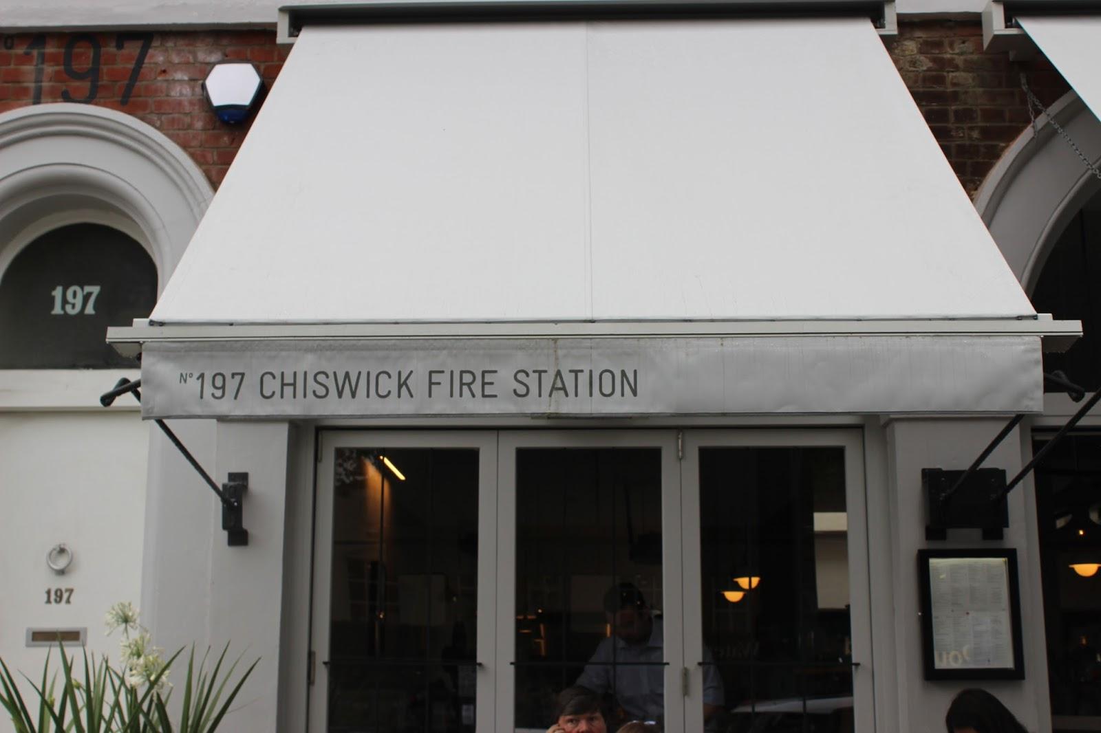 197 chiswick restaurant