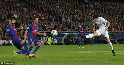 Magical!!! Barca Defeats PSG 6-1 At Home After 4-0 First Leg Humiliation 4