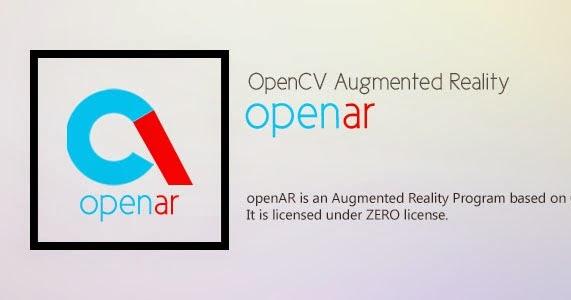 OpenAR OpenCV Augmented Reality Program DsynFLO