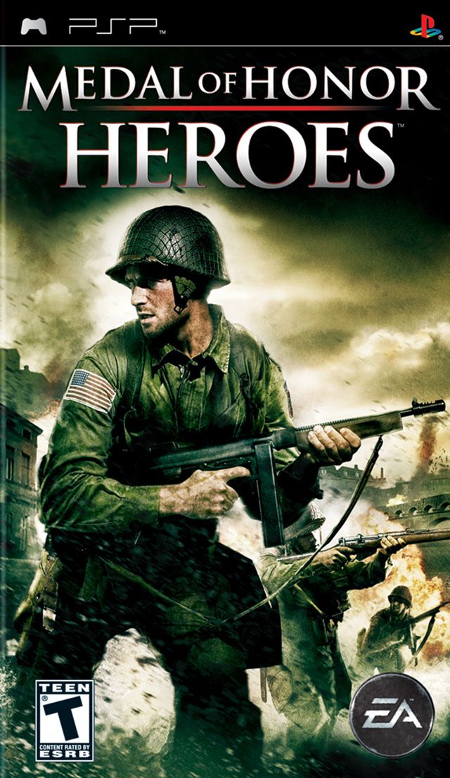 ROMs - Medal of Honor Heroes (Português) - PSP Download