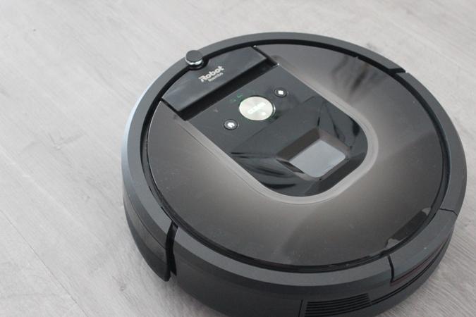 Roomba 980 de iRobot opinión