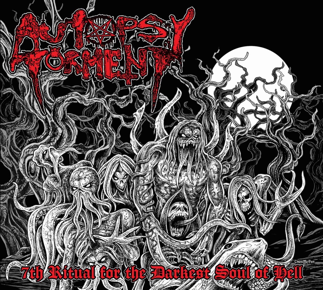 Autopsy Torment - 7th Ritual For The Darkest Soul Of Hell