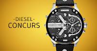Castiga un ceas pentru barbati Diesel