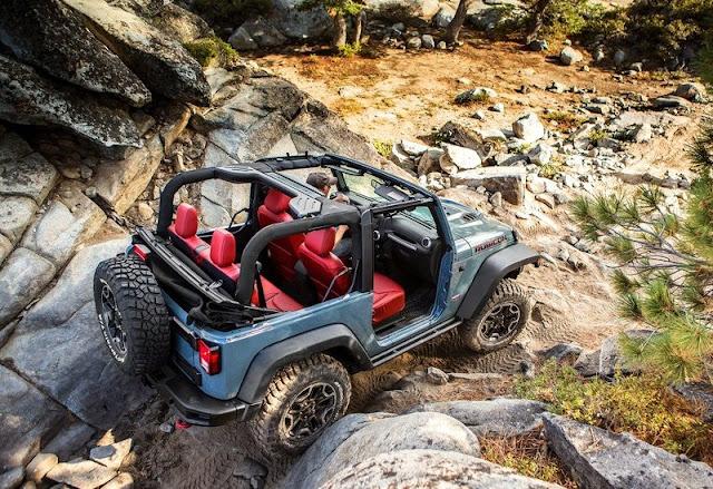 2013 Jeep Wrangler Rubicon 10th Anniversary Edition Top