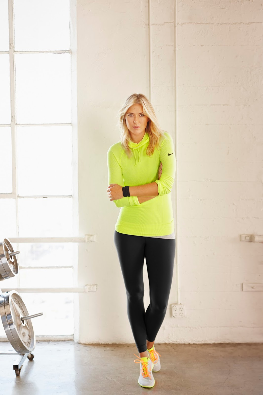 New Year S Crush Workout On The N Tc App Designed By Yutaka Nakamura Sharapova Strength And Conditioning Coach Features Exercises