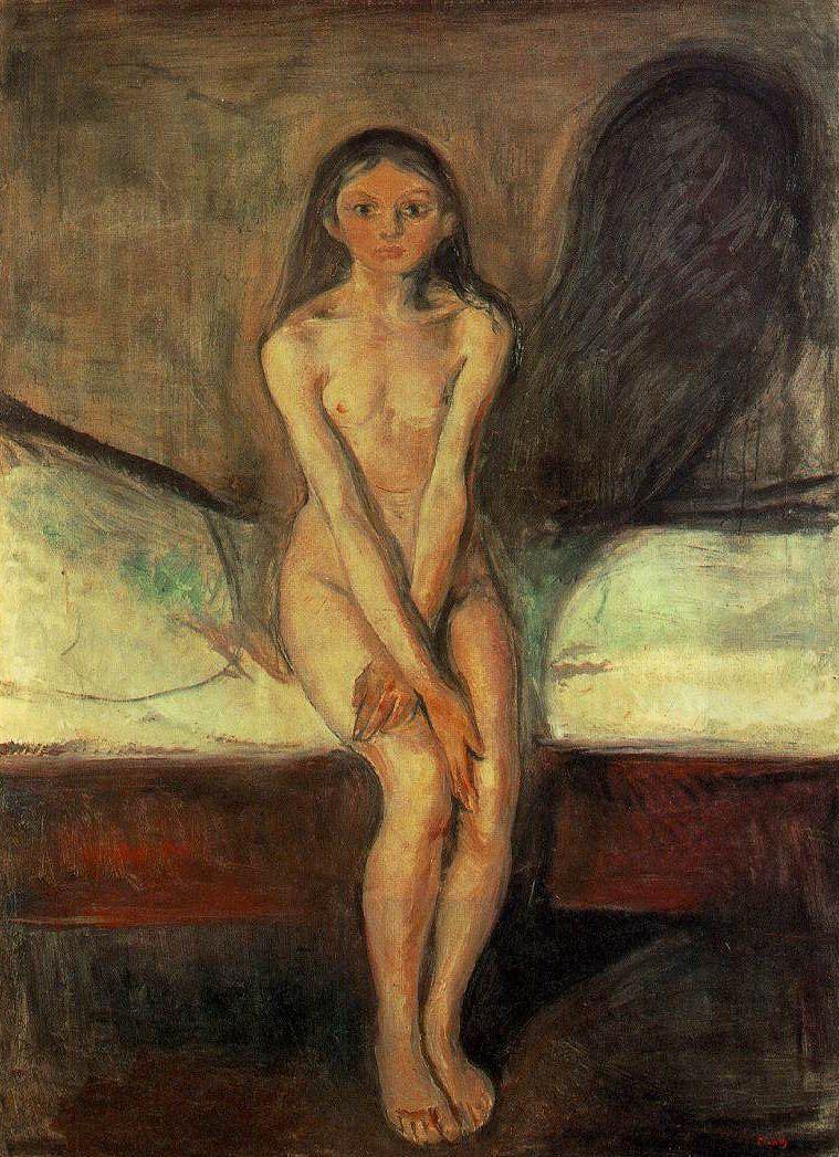 Munch ~ Suas 5 principais pinturas