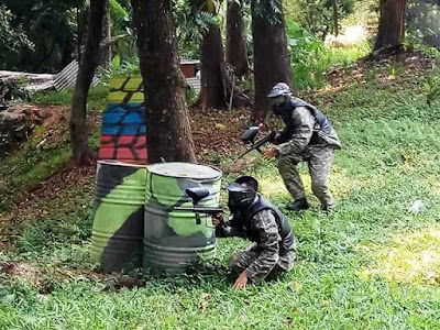 paintball di sentul