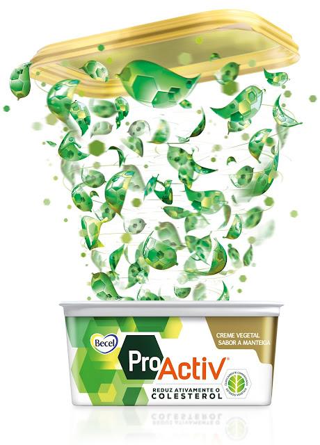 Becel ProActiv sabor a manteiga