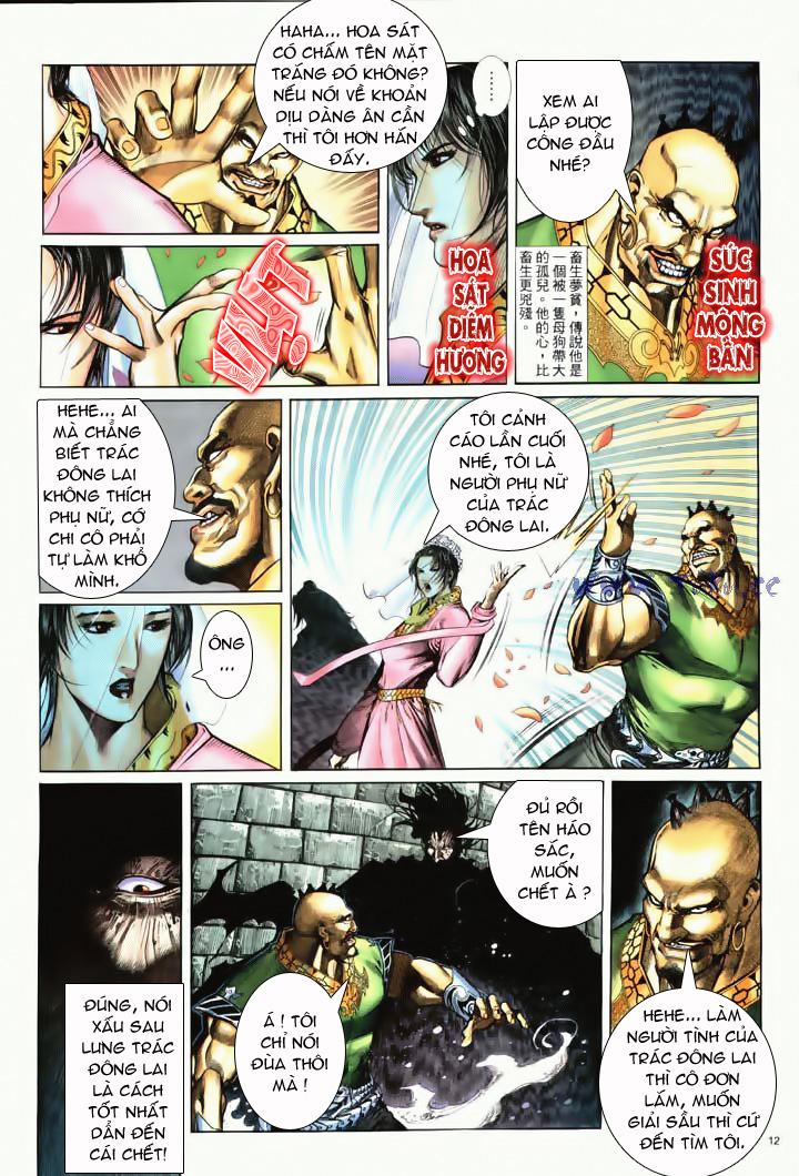 Anh hùng vô lệ Chap 10 trang 9