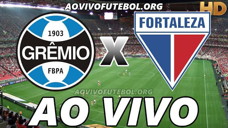 Assistir Grêmio vs Fortaleza Ao Vivo HD