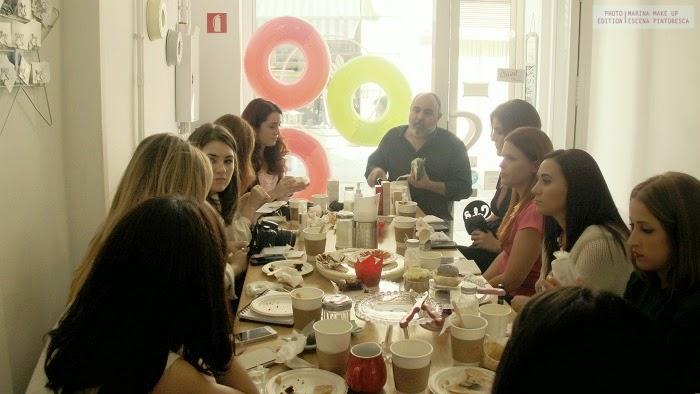 bloggers en evento en sevilla