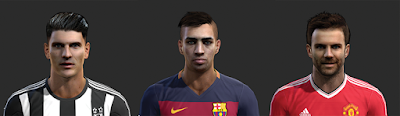 PES 2013 Comeback Facepack No.1 by EmreKaya