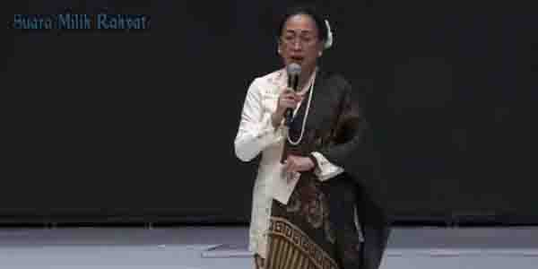 Puisi Kontroversi Sukmawati Berujung Polisi