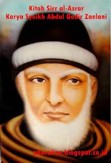 Download Terjemah, Kitab Sirr al Asrar, Seikh Abdul Qadir Zaelani