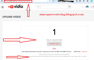 Cara Upload Video di Vidio.com