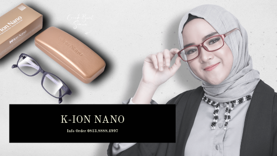 Harga Kacamata k-ion nano