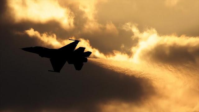 Israel ataca Siria con misiles en vez de cazas por miedo a Rusia