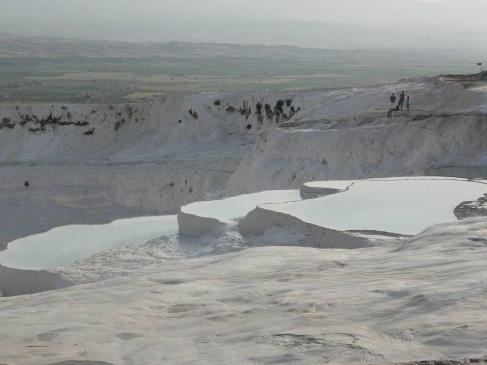 Pamukkale na Turquia