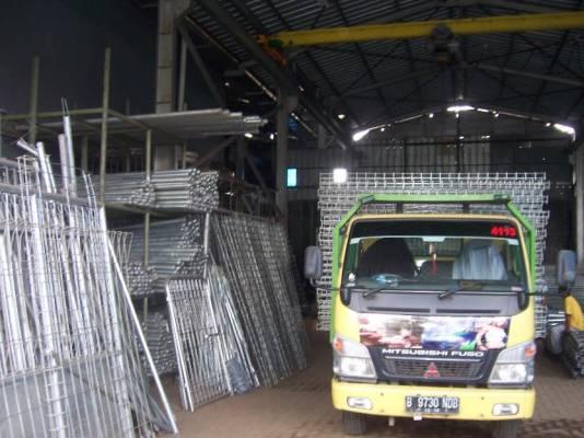 Pabrik Pagar BRC Di Tangerang