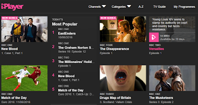 Débloquer et regarder BBC iPlayer en dehors du Royaume-Uni