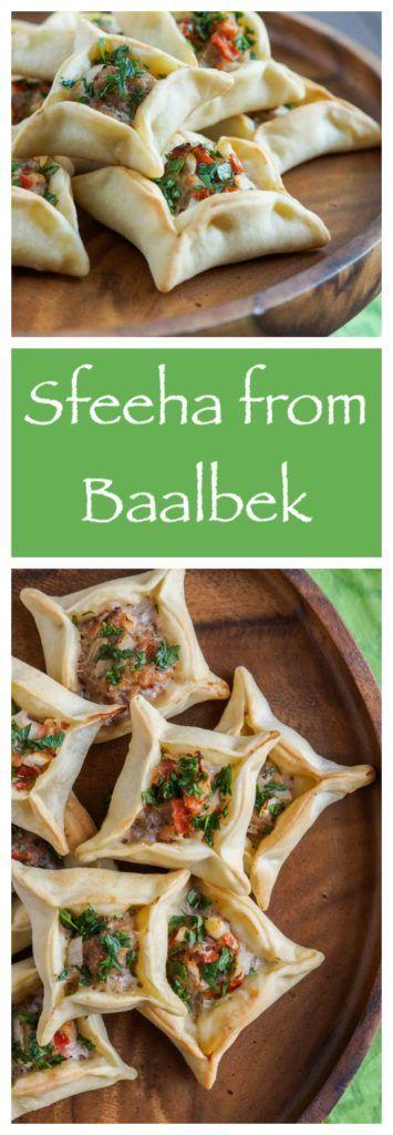 Sfeeha from Baalbek