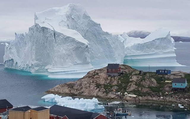 Λιώνει τους πάγους στη Σιβηρία η κλιματική αλλαγή (βίντεο)