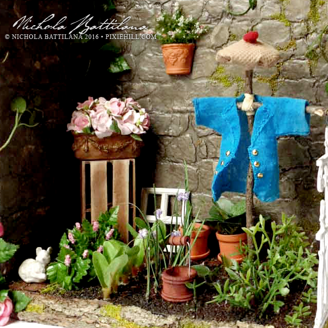 Pixie hill mr mcgregor 39 s garden for Xd garden design