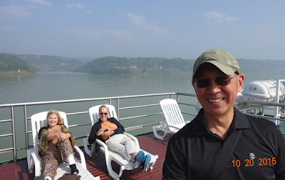 yangtze river cruise china spree