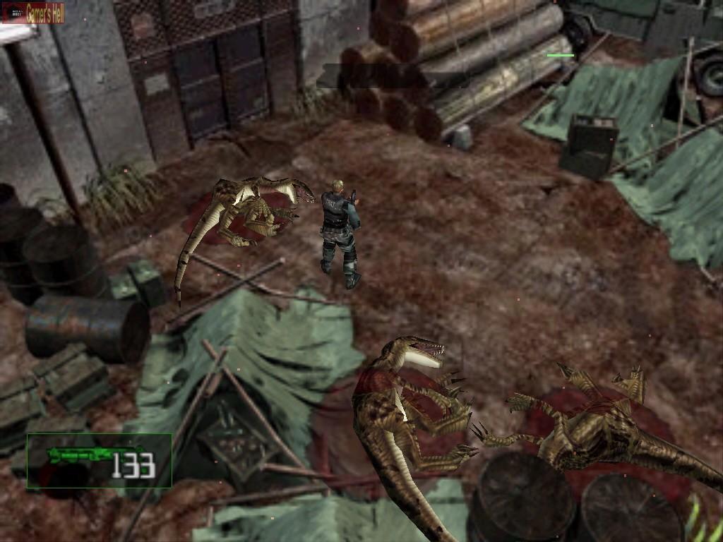 Dino Crisis 2 | Media Fire PC Games