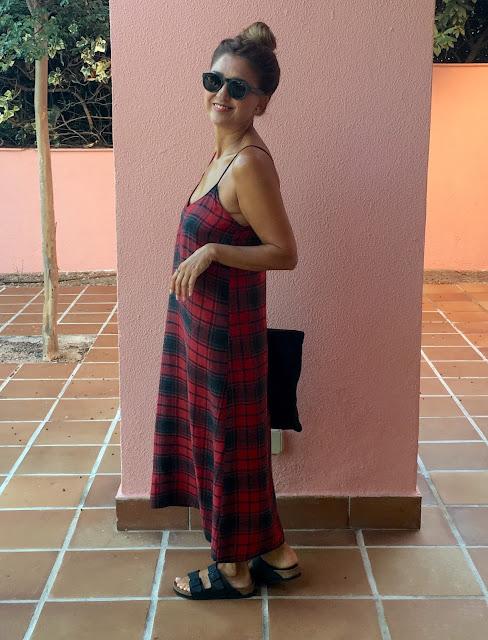 Carmen Hummer, streetstyle, Look, Zara, Isadora Comillas, Birkenstock, Mr.Boho, Blog de Moda