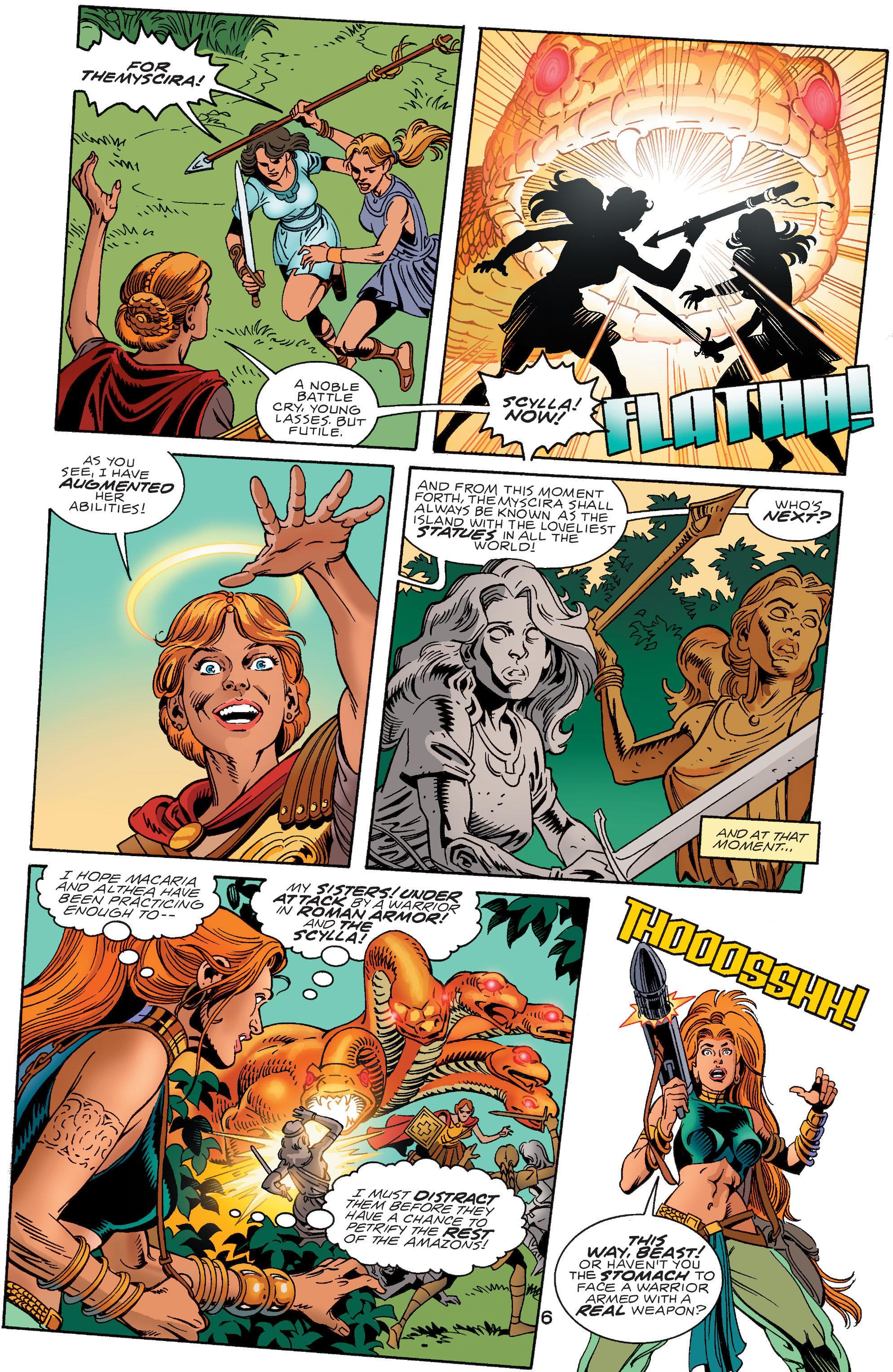Read online Wonder Woman (1987) comic -  Issue #191 - 6