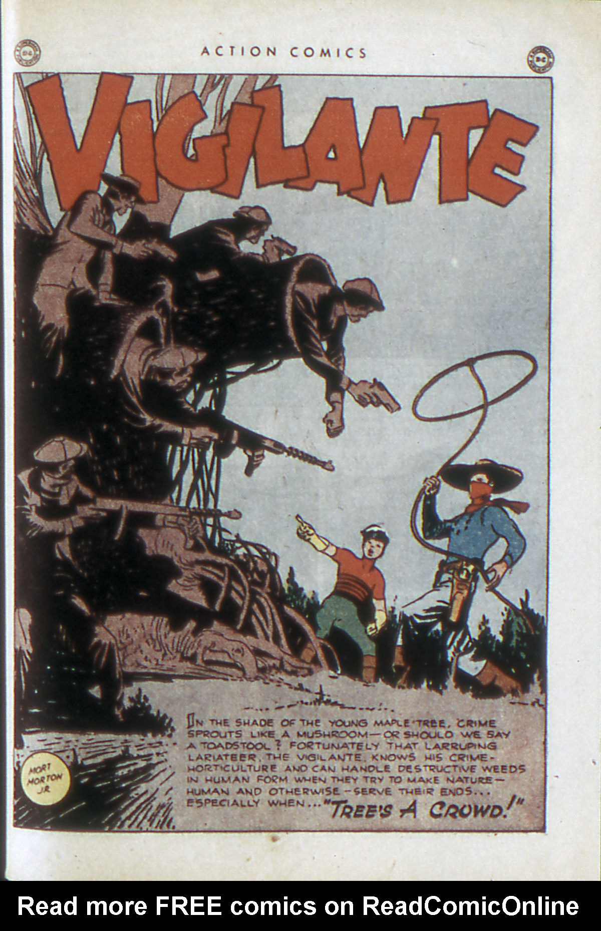 Read online Action Comics (1938) comic -  Issue #84 - 32