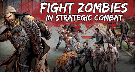 game melawan zombie di hp android