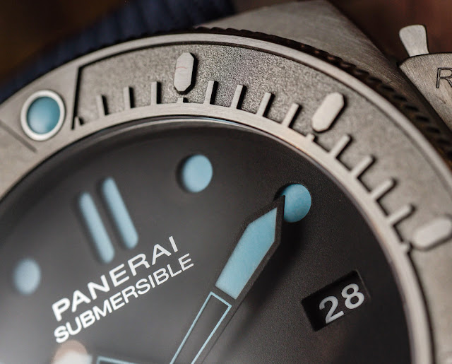 Panerai Submersible PAM983, PAM985 & PAM961 Experience Watches Hands-On
