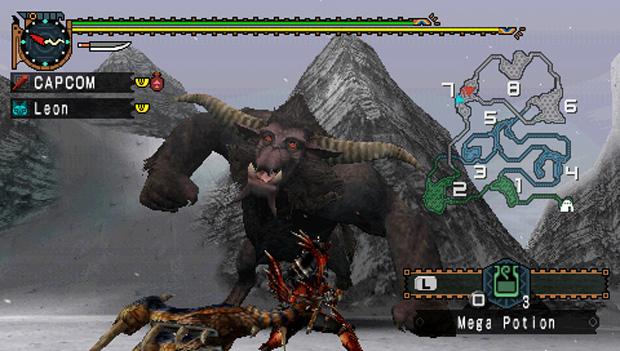 Download Monster Hunter Freedom Unite PSP GAME ~ PCGamesMACOS