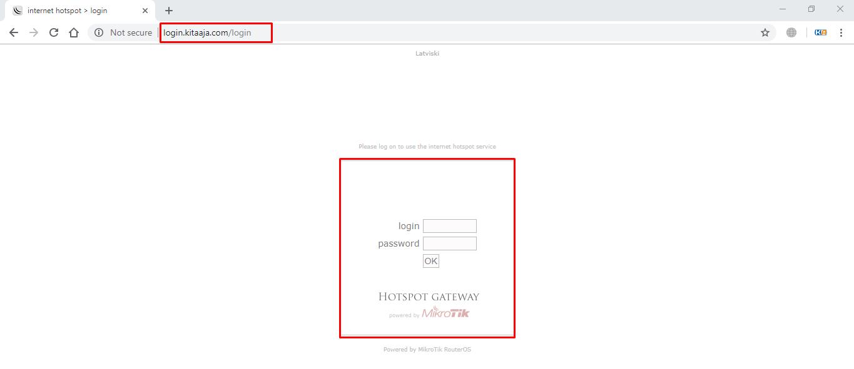 Cara Membuat Login Page Mikrotik Lengkap
