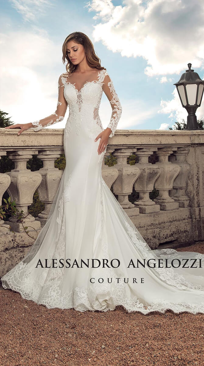 Alessandro Angelozzi Couture 2018 Wedding Dresses