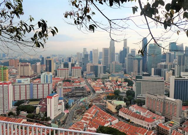 Dolda pärlor i Singapore