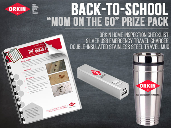 Back to school Mom on the go prize pack on My WAHM Plan