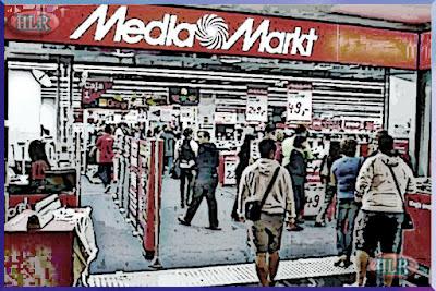 Entrada de MediaMarkt