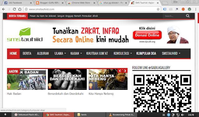 membuka situs yg diblokir