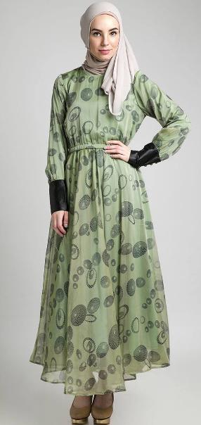 Foto Model Baju Muslim Trendy