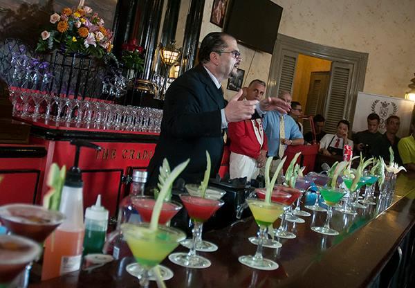 Bar Floridita celebra sus 200 años