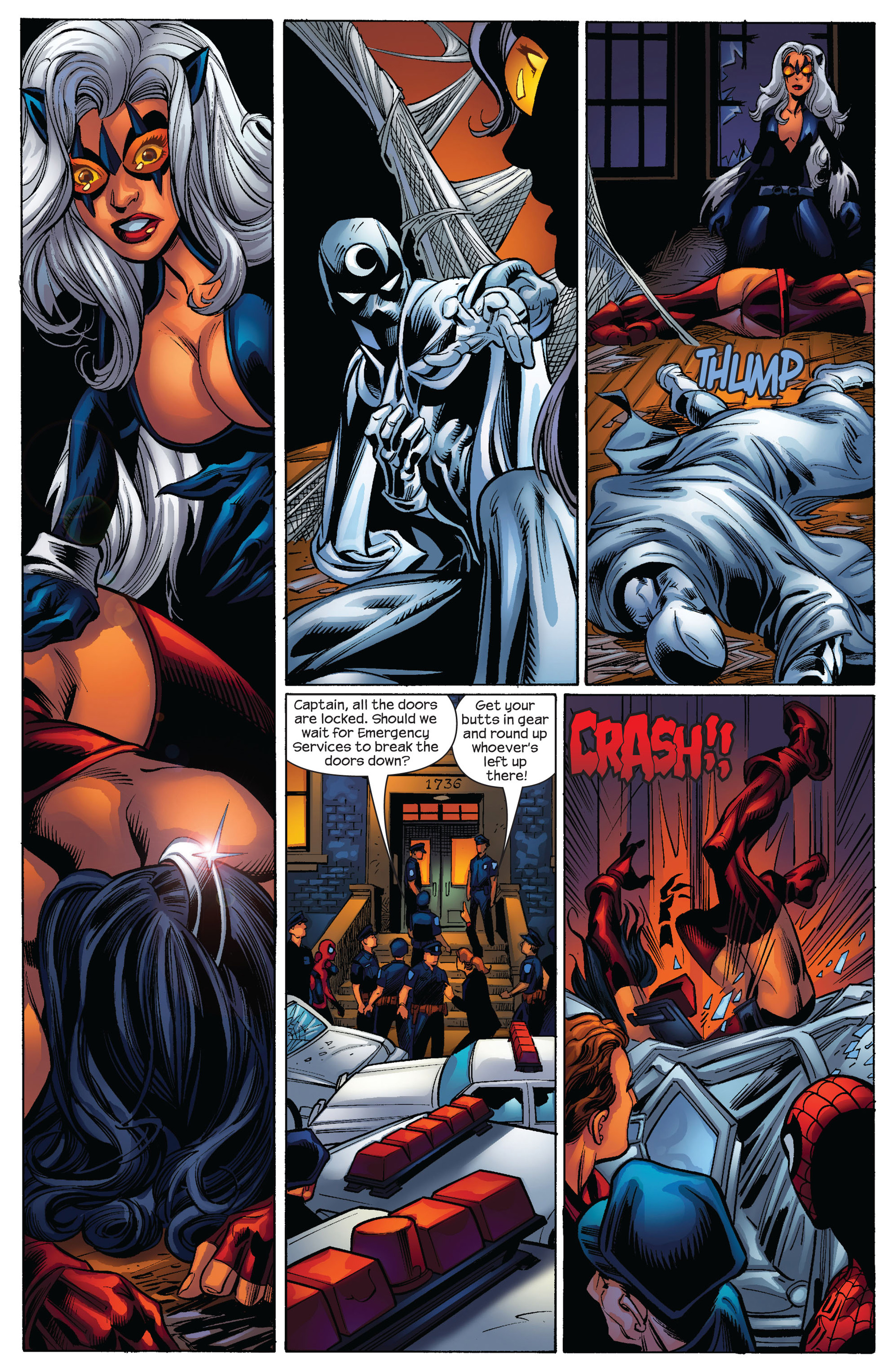 Read online Ultimate Spider-Man (2000) comic -  Issue #85 - 11