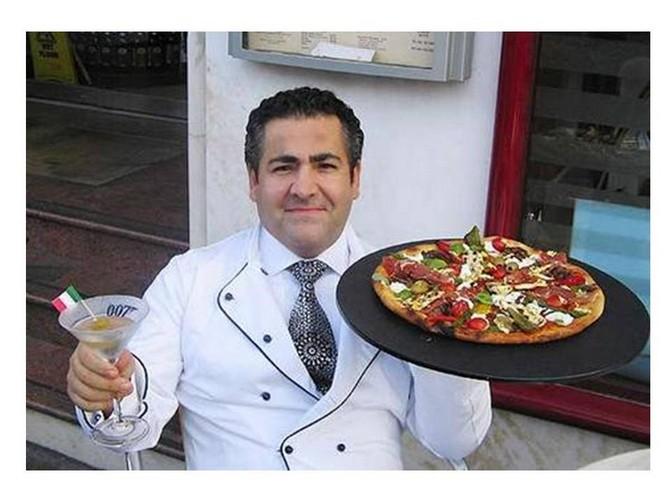 pizza la plus chère du monde