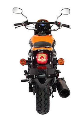 New 2016 UM Renegade Sport S rear look Hd Images