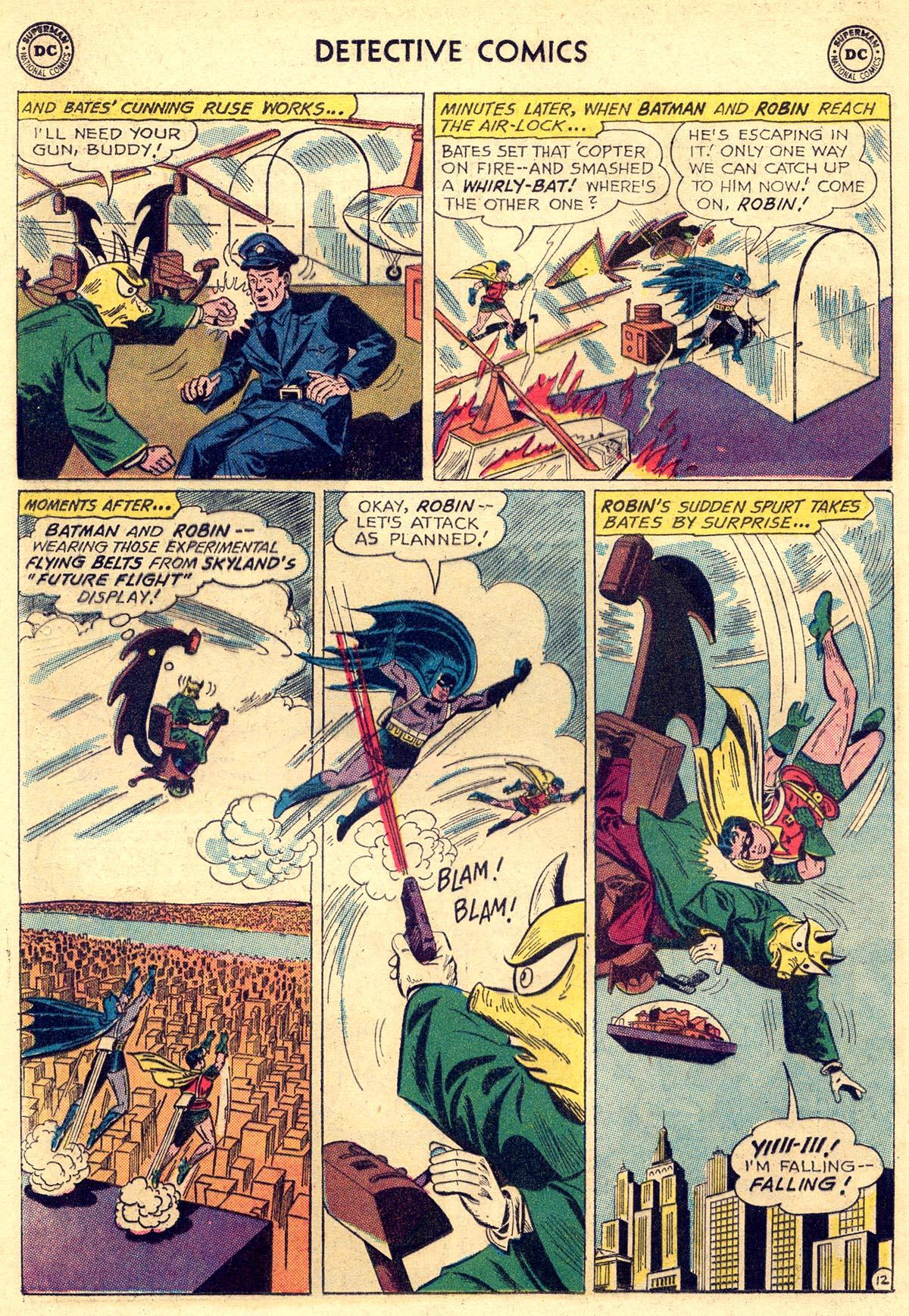 Detective Comics (1937) 303 Page 15