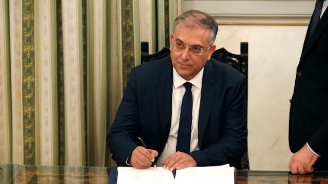 Τάκης Θεοδωρικάκος: Οι 3 προτεραιότητες του ΥΠΕΣ - 5 εξαγγελίες για Δημόσιο