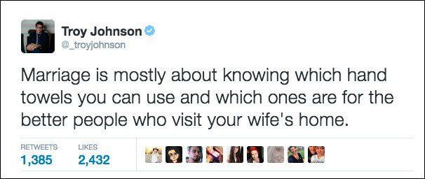 31 Amusing Tweets Many Husbands Will Relate To